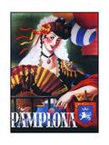 Pamplona XIII Giclee Print