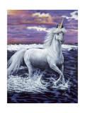 Unicorn Giclee Print by Jenny Newland
