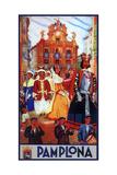Pamplona XI Giclee Print