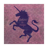 Unicorn Giclee Print by Erin Clark