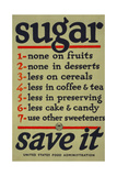 Sugar, Save It Giclee Print