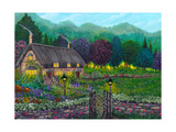 Pleasant Valley Giclee Print by Bonnie B. Cook
