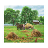 Summers Bounty Giclee Print by Kevin Dodds