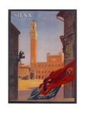 Siena Giclee Print