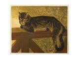 Steinlen Cat Giclee Print