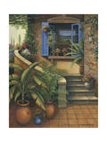 Stairway to Paradise Giclee Print by John Zaccheo