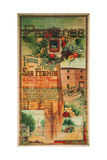 Pamplona IX Giclee Print