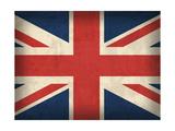 Storbritannien Giclée-tryk af David Bowman