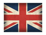 United Kingdom Giclee Print by David Bowman