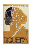 Riquetta Giclee Print
