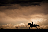Ride the Storm Photographic Print by Dan Ballard