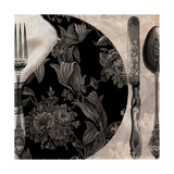 Victorian Table I Giclee Print