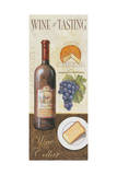 Wine and Cheese 1 Giclee Print by John Zaccheo