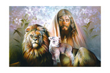 Way Truth Life Giclee Print by Spencer Williams