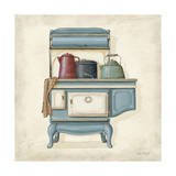 Stove C Giclee Print by Lisa Audit