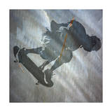 Skater II Giclee Print by Karen Williams