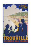 Trouville Giclee Print