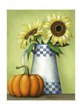 Sunflower Giclee Print by Margaret Wilson