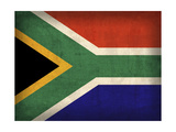 South Africa Giclee Print by David Bowman