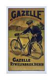 Vintage Bicycle Giclee Print