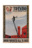 Treviso Italy Giclee Print