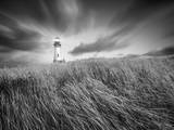 Yaquina Lighthouse 3 Photographic Print by Moises Levy