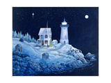 Stille Night Giclee Print by Bill Bell