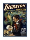 Thurston, Talking to Skulls - Giclee Baskı