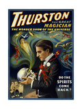 Thurston, Talking to Skulls Giclee Print