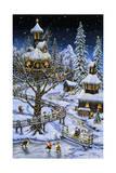Woodland Holiday Impression giclée par Jeff Tift