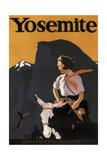Yosemite Orang Giclee Print
