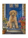 You've Got a Friend Giclee Print by Tricia Reilly-Matthews