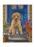 You've Got a Friend Giclee Print by Tricia Reilly-Matthews