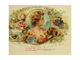 Southern Belle Giclee Print