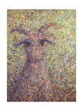 Wildgoat Giclee Print by James W. Johnson
