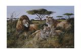 Wildlife Giclee Print by Trevor V. Swanson