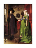 Van Eyck - the Wedding Giclee Print