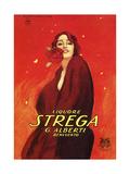 Strega Giclée-Druck
