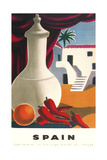 Spain Peppers Giclee Print