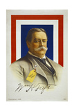 William Henry Taft, Candidate for U.S. President Giclee Print