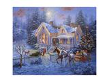 Welcome Home Wydruk giclee autor Nicky Boehme
