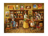 Store Giclee Print by Lee Dubin