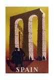 Spain Arch Giclee Print