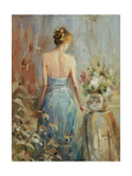 Thoughtful Giclee Print by Steve Henderson
