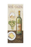 Wine and Cheese 2 Giclee Print by John Zaccheo