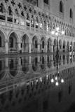 Venetia Reflection Photographic Print by Moises Levy