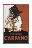 Vermouth Carpano Argentina Giclee Print
