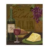 Vino Calabria Giclee Print by Fiona Stokes-Gilbert