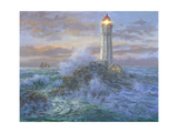 Stormy Weather Giclee Print by Nicky Boehme