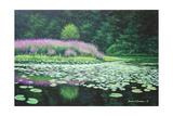Stratford Marsh Giclee Print by Bruce Dumas